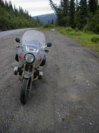 Yukon, Side of the Road