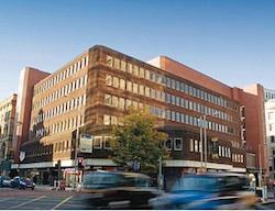 IBM center in Manchester