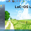 LoC-OS Linux