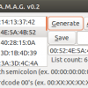NAMAG (Not Another Mac Address Generator)