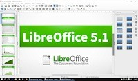 LibreOffice 5.1 Officially Released with Redesigned User Interface, New Features