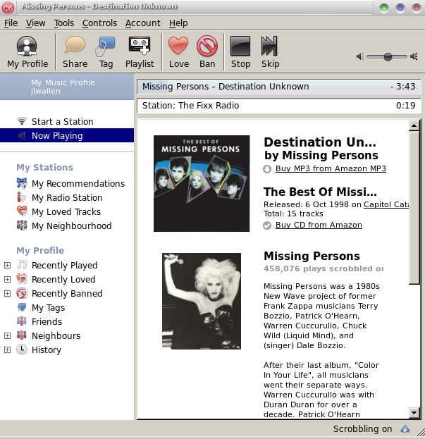 Embracing Streaming Music on Linux - Linux com