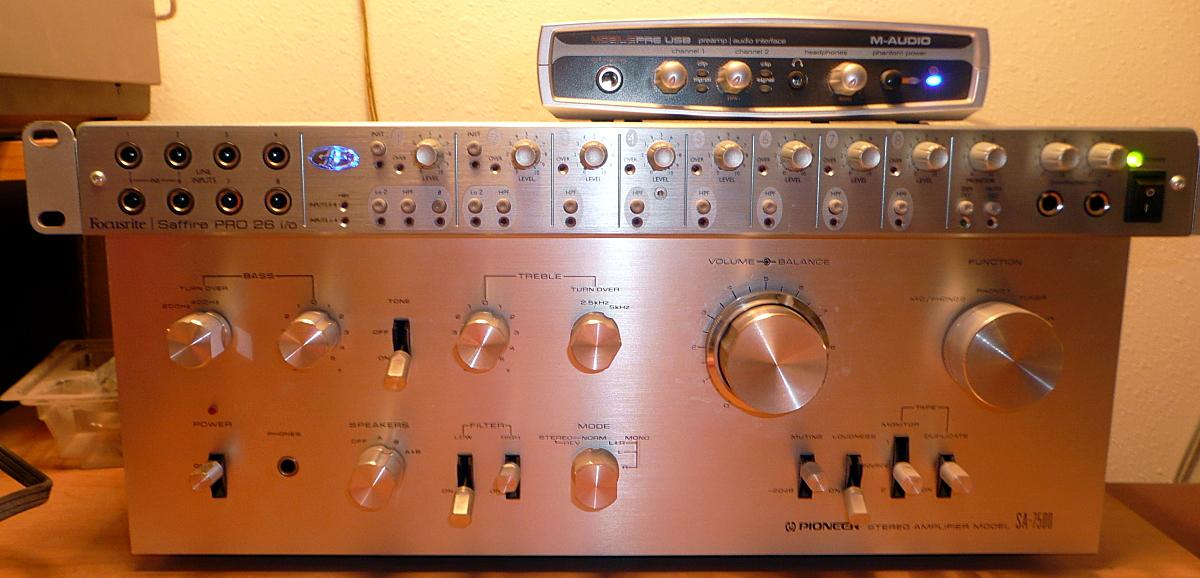 Professional Audio Production on Linux - Linux com