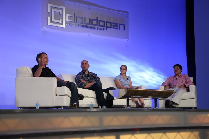 LinuxCon 2012 Kernel Panel