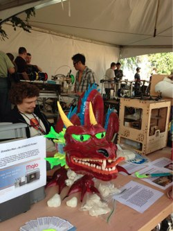 3D area maker faire
