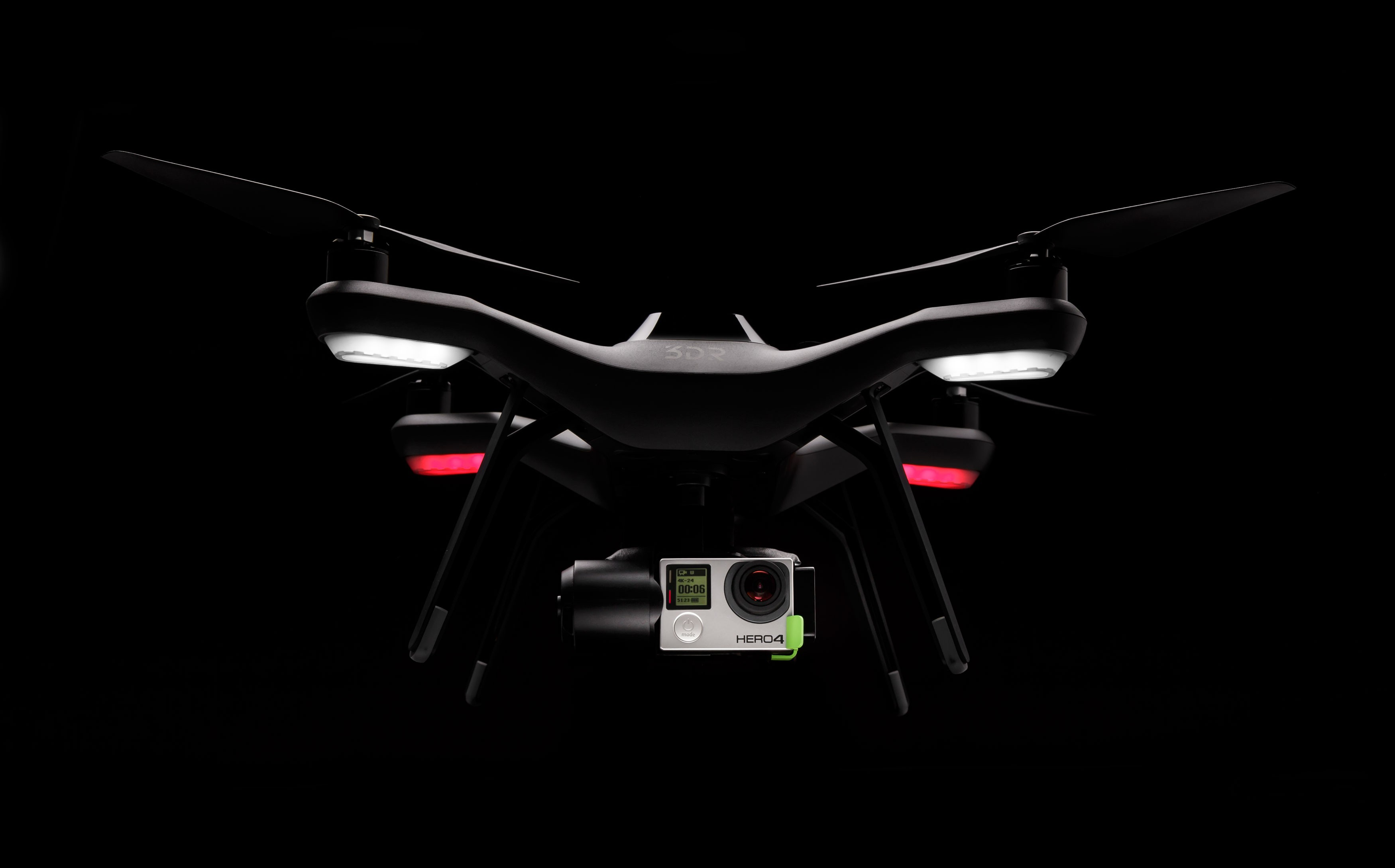 3DR's Solo Drone Boasts Dual Linux Computers Running