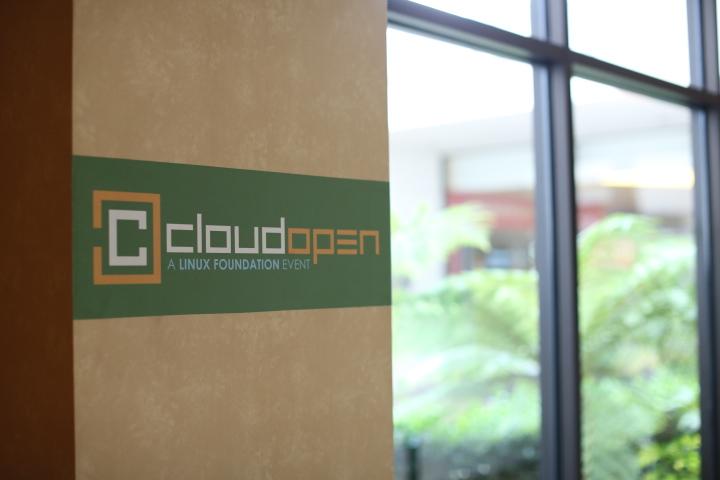 CloudOpen sign