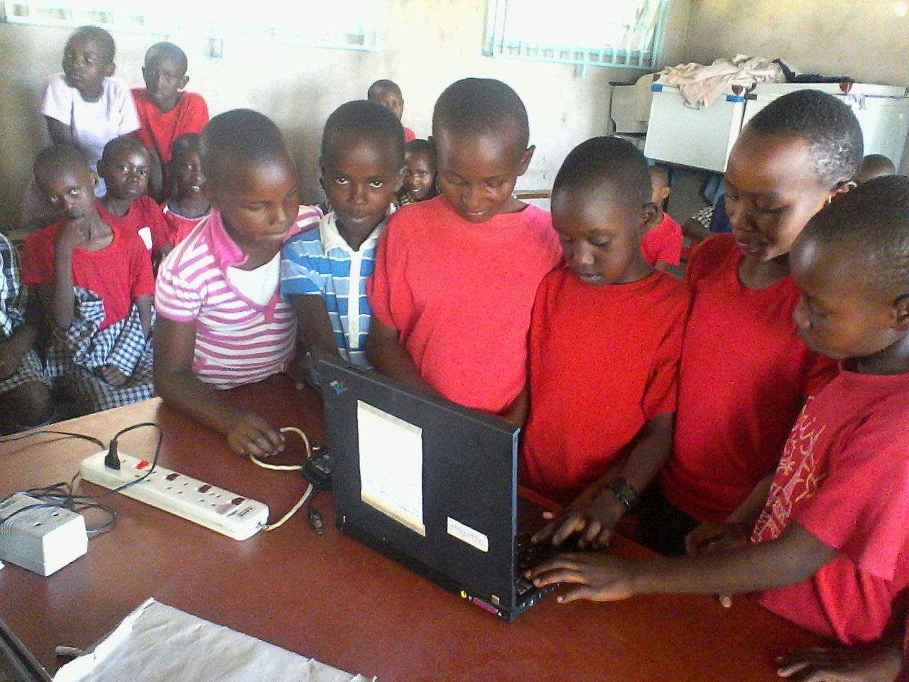 FreeGeek laptops kenya