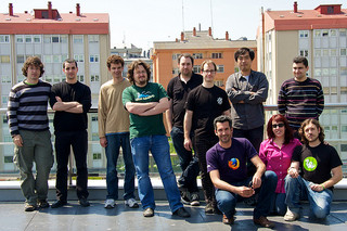 GNOME Hackfest group photo