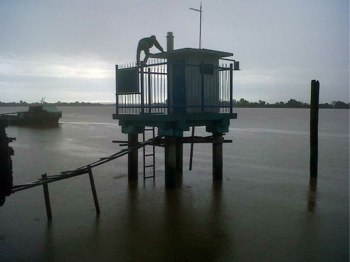 Indonesia flood monitoring