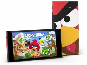 Jolla Angry Birds