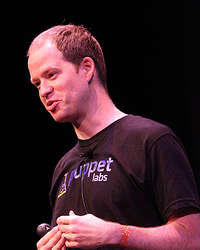 Luke Kanies, Founder and CEO of Puppet Labs