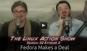 Bryan Lunduke, Linux Action Show