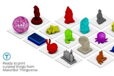 Makerbot thingiverse