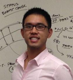 Nam Pho Linux scholarship winner