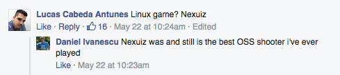 Nexus comment