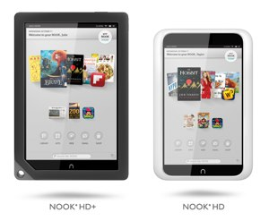 Nook HD and HD+