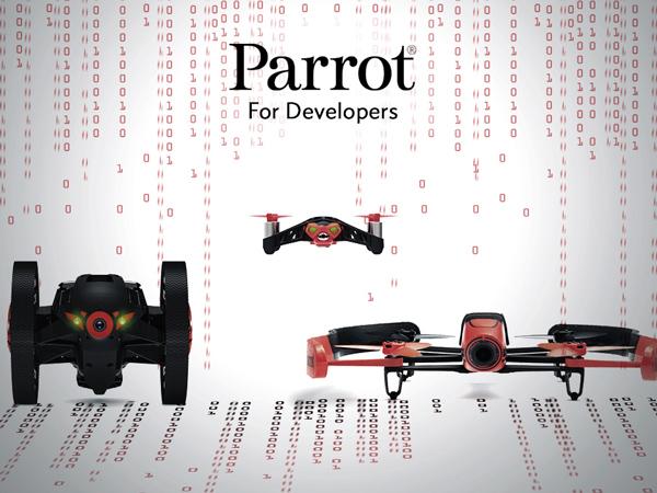 Linux-Based Bebop 2 Drone Pushes Safety Agenda - Linux com