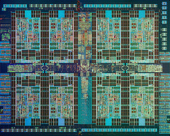 Power7 chip from IBM