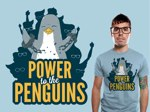 Power to Penguins