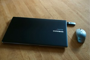 Shuah Khan's Samsung laptop