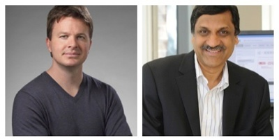 Jim Zemlin and Anant Agarwal