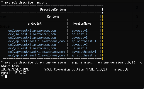 An Introduction to the AWS Command Line Tool Part 2 - Linux com