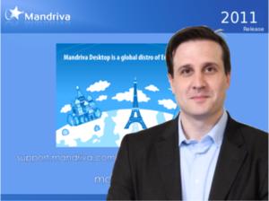 Mandriva CEO Jean-Manuel Croset