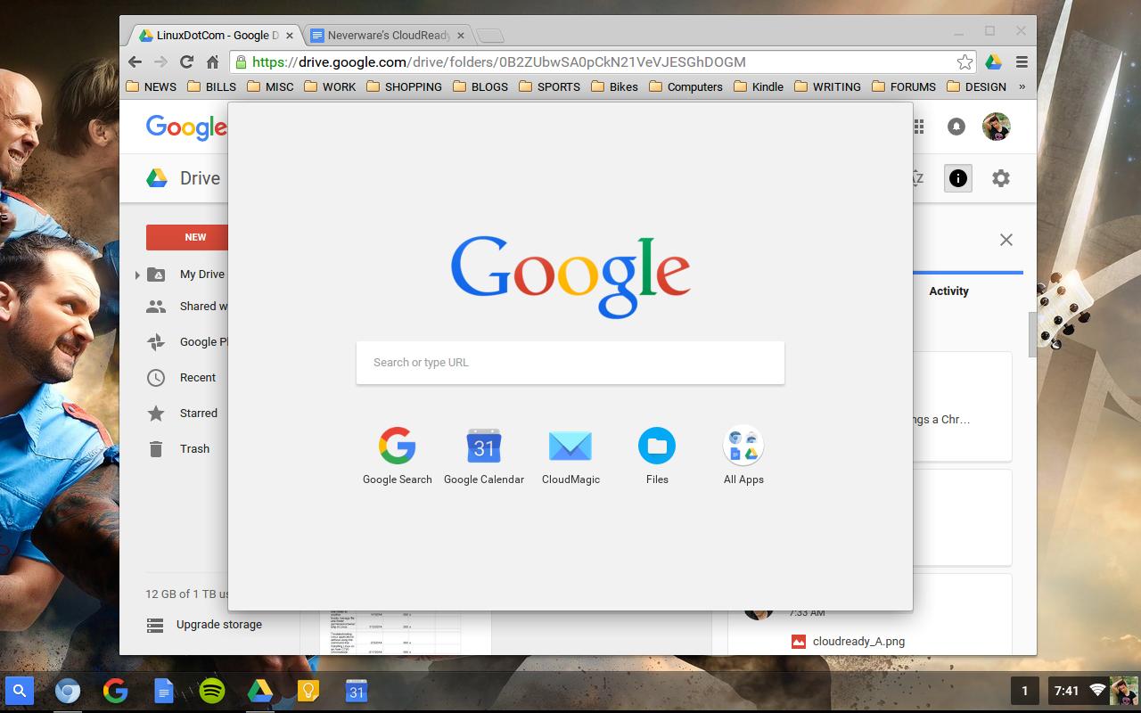 cloudready desktop