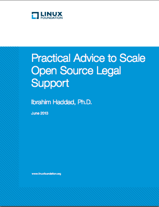 open source compliance white paper