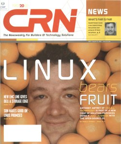 Computer Reseller News cover from 2002