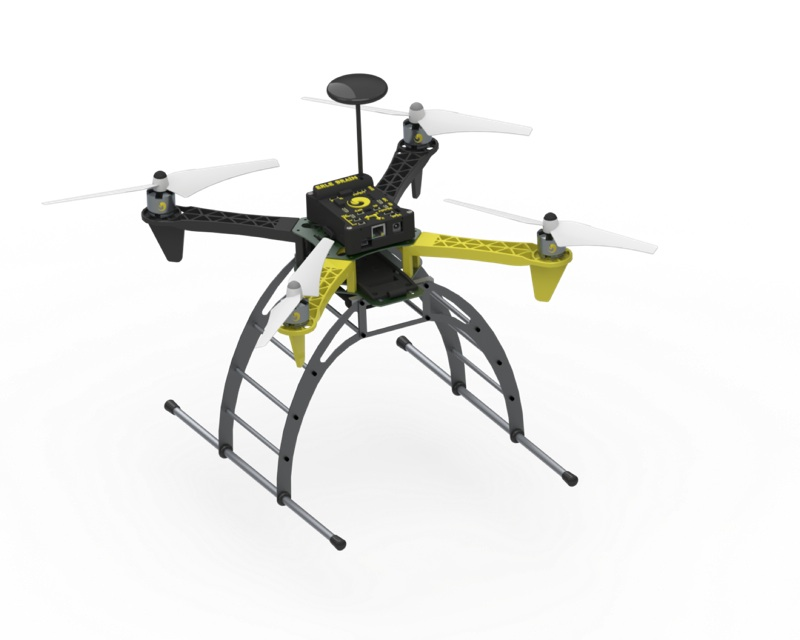 erlecopter drone