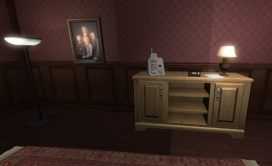 Gone Home Linux game