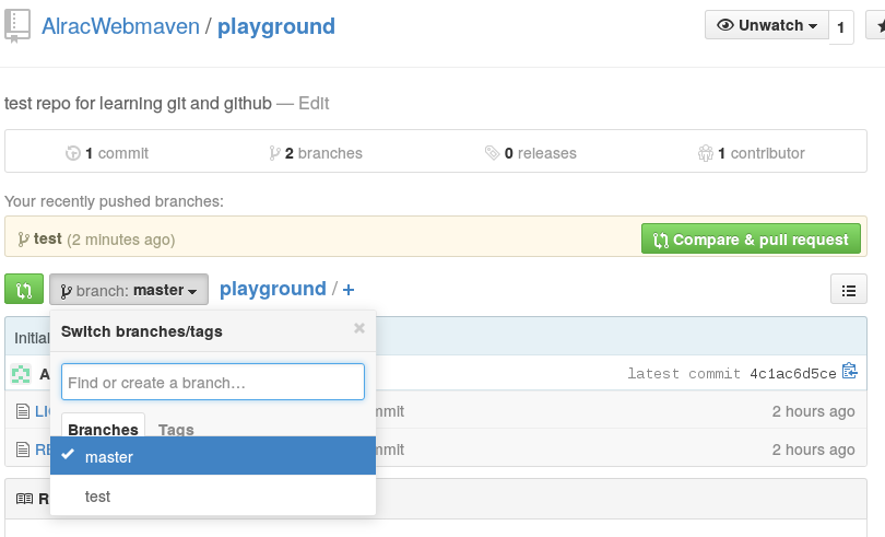 Beginning Git and Github for Linux Users - Linux com
