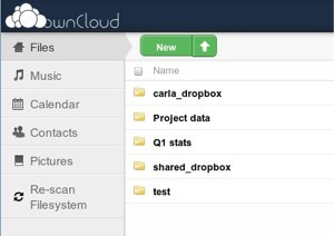fig-6 OwnCloud files