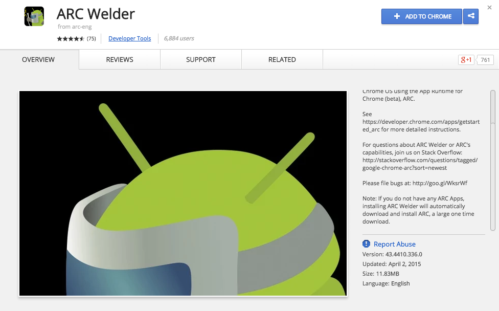 Google Opens Android-to-Chrome App Porting to All | Linux com | The