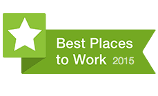 Glassdoor best places to work in 2015