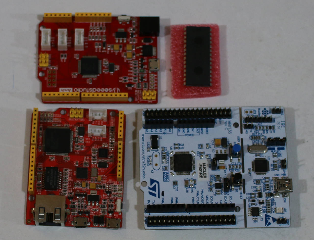Embedded Development with ARM mbed on Linux - Linux com