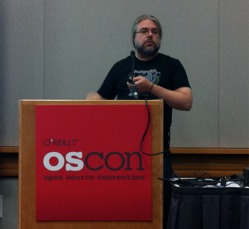 josh berkus at oscon