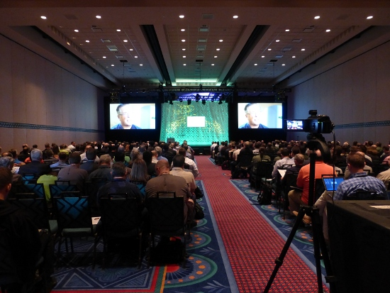 SUSECon opening day keynote