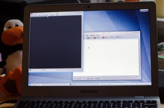 kubuntu chromebook