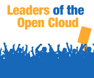 Leaders of the open cloud