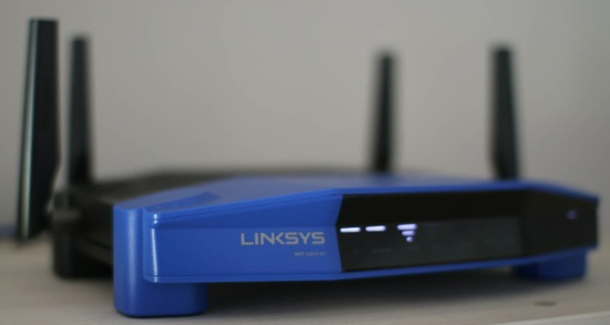 linksyswrt1900ac router