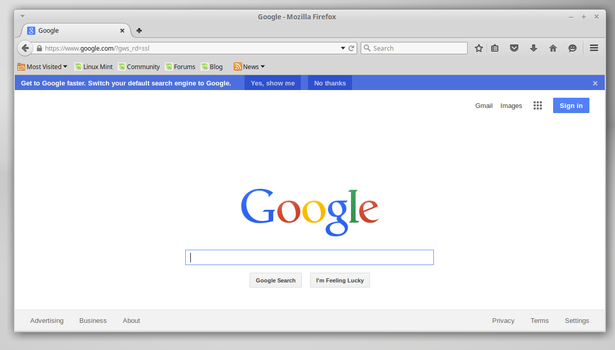 lm google
