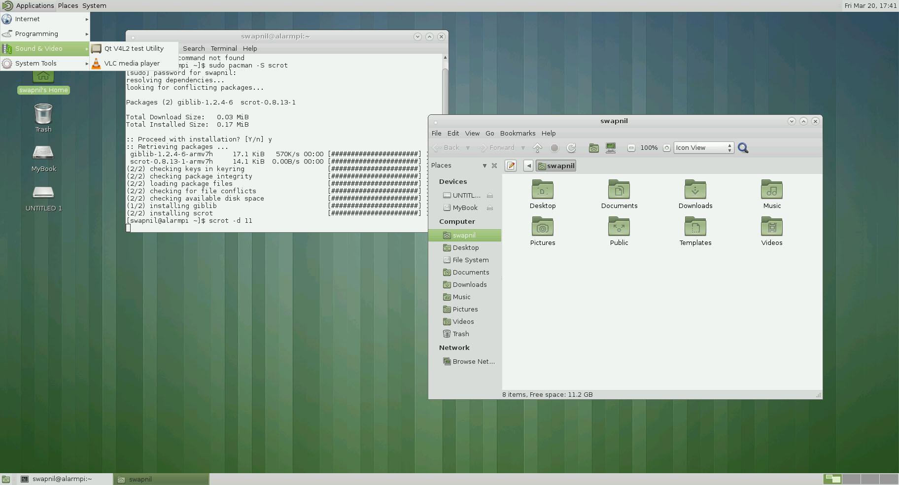 установка ubuntu mate с флешки на raspberry