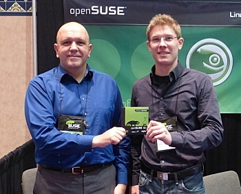opensuse new release