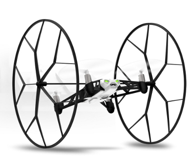 parrot rolling spider drone