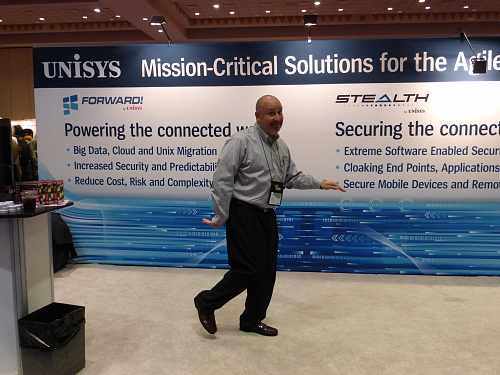 unisys at SUSECon 2013
