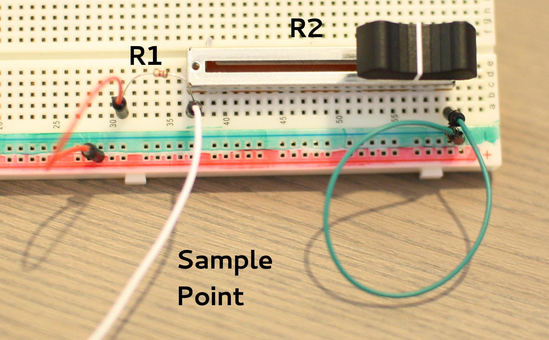 BeagleBone Black voltage div3