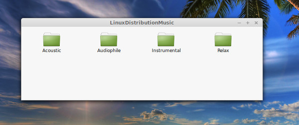 LinuxDistributionMusic